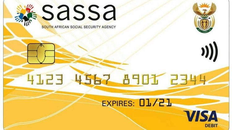 How to use your  SASSA card at a shop till